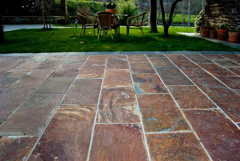 Pizarras oribio - Revestimiento en piedra para exterior ...